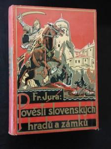 náhled knihy - Pověsti slovenských hradů a zámků