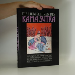 náhled knihy - Die liebeslehren des Kamasutra