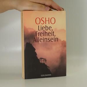 náhled knihy - Liebe, Freiheit, Alleinsein