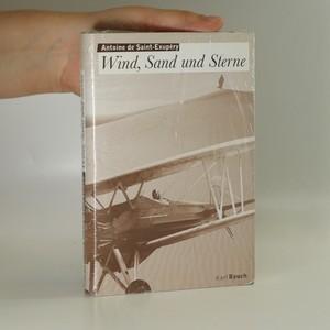 náhled knihy - Wind, Sand und Sterne