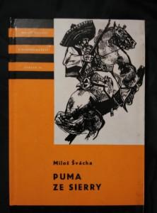Puma ze Sierry (KOD 99, lam, 240 s., il. R. Kolář)