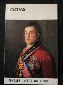 náhled knihy - Goya (A6, obr, 24 s text, 29 reprofoto)