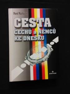 náhled knihy - Cesta Čechů a Němců ke dnešku