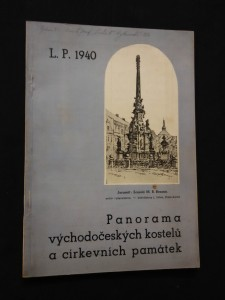 náhled knihy - Panorama východočeských kostelů a církevních památek