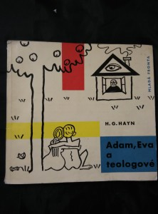 náhled knihy - Adam, Eva a teologové (Obr., 88 s., il. M. Liďák)