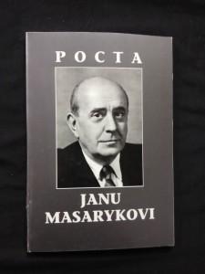 náhled knihy - Pocta Janu Masarykovi