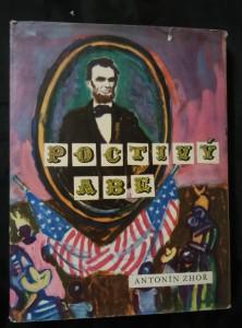 náhled knihy - Poctivý Abe (Ocpl., 234 s., il. A. Pelc)