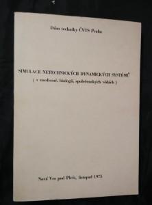 náhled knihy - Simulace netechnických dynamických systémů (Obr., 251 s., příl.)