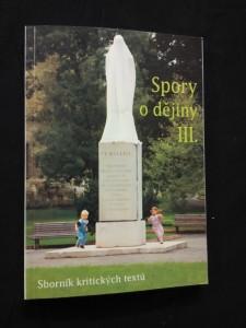 náhled knihy - Spory o dějiny III.