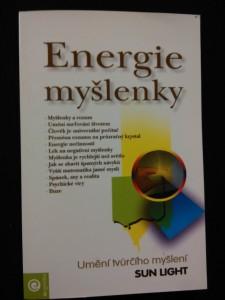 náhled knihy - Energie myšlenky