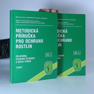 náhled knihy - Metodická příručka pro ochranu rostlin. I. - II. díl (ve dvou svazcích)