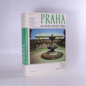 náhled knihy - Praha na úsvitu nových dějin
