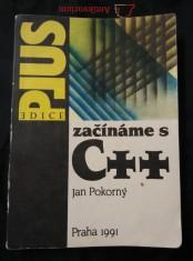 náhled knihy - Začínáme s C++ (Obr., 199 s.)