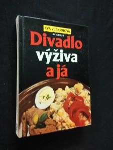 náhled knihy - Divadlo, výživa a já (lam, 344 s., 40 s. příl.)