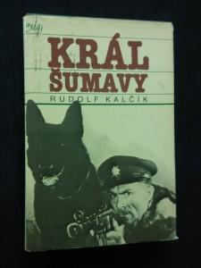 náhled knihy - Král Šumavy (Ocpl, 224 s., foto z filmu)
