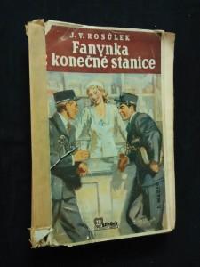 Fanynka konečné stanice (3bar. ob. Z. Burian, il. A. Zábranský)