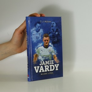 náhled knihy - Jamie Vardy, mlsná liška