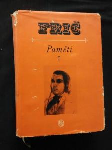 Paměti I (A4, Ocpl, 576 s., obr příl.)