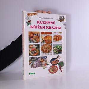 náhled knihy - Kuchyně křížem krážem