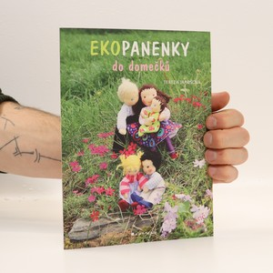 náhled knihy - Ekopanenky do domečků