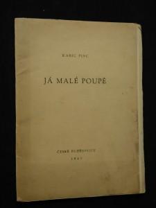 náhled knihy - Já, malé poupě (Obr, 32 s.)