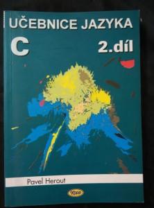 náhled knihy - Učebnice jazyka C 2.díl (Obr., 236 s.)