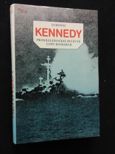 náhled knihy - Pronásledování bitevní lodi Bismarck (Ocpl, 256 s., 16 s. obr. příl.)