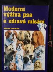 náhled knihy - Moderní výživa psa a zdravé mlsání (Obr, 160 s., il. D. Vlach)