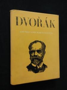 náhled knihy - Dvořák, Letters and Reminiscences (Ocpl, 236 s.,  dedikace O. Š.)