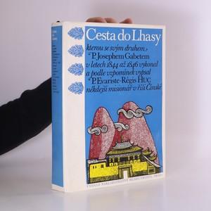 náhled knihy - Cesta do Lhasy