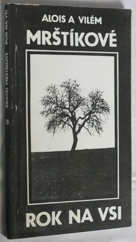 náhled knihy - Rok na vsi