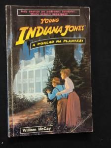 náhled knihy - Young Indiana Jones - Poklad na plantáži (Obr, 96 s.)