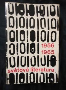 Světová literatura - výběr autorů 1956-1965 (Obr., 464 s.)