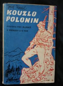 náhled knihy - Kouzlo polonin (Oppl., 160 s., ob a il F. Stejskal)