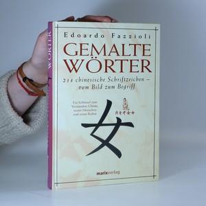 náhled knihy - Gemalte Wörter