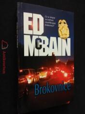 náhled knihy - Brokovnice - román z 87. revíru (Obr, 224 s.)