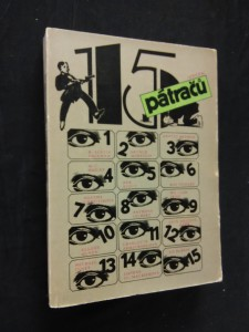 náhled knihy - 15 pátračů