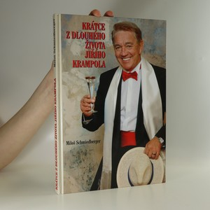 náhled knihy - Krátce z dlouhého života Jiřího Krampola