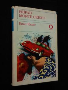 náhled knihy - Případ Monte Cristo