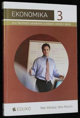 náhled knihy - Ekonomika pro obchodní akademie a ostatní střední školy