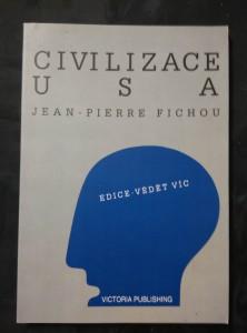 náhled knihy - Civilizace USA (Obr, 104 s., ob J. Kristofori)
