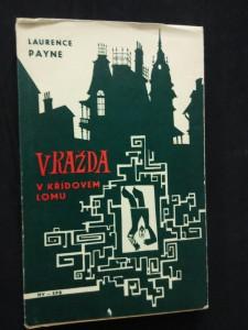 náhled knihy - Vražda v křídovém lomu (Obr)