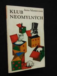 náhled knihy - Klub neomylných