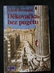 náhled knihy - Děkovačka bez pugétu (foto)