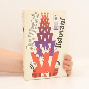náhled knihy - Jan Werich. Listování