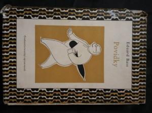 náhled knihy - Povídky (Ocpl, il. A. Heoffmeister, ob a typo Z. Seydl)