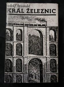 náhled knihy - Král železnic (Ocpl, 504 s.)
