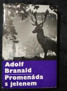 náhled knihy - Promenáda s jelenem (2. vyd., foto V. Radechovský)