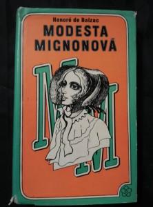 náhled knihy - Modesta Mignonová