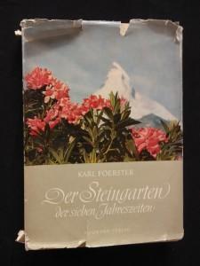 náhled knihy - Der Steingarten der sieben Jahreszeiten (Obr, 408 s.)